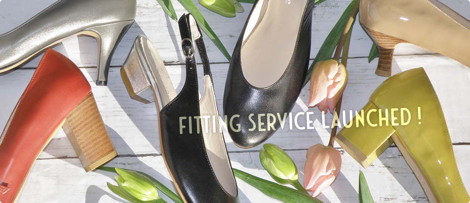Fitting service launched !